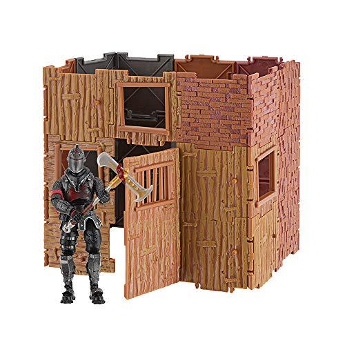 Jouet Kit de Construction Fortnite + Figurine Black Knight Jazwares - Builder