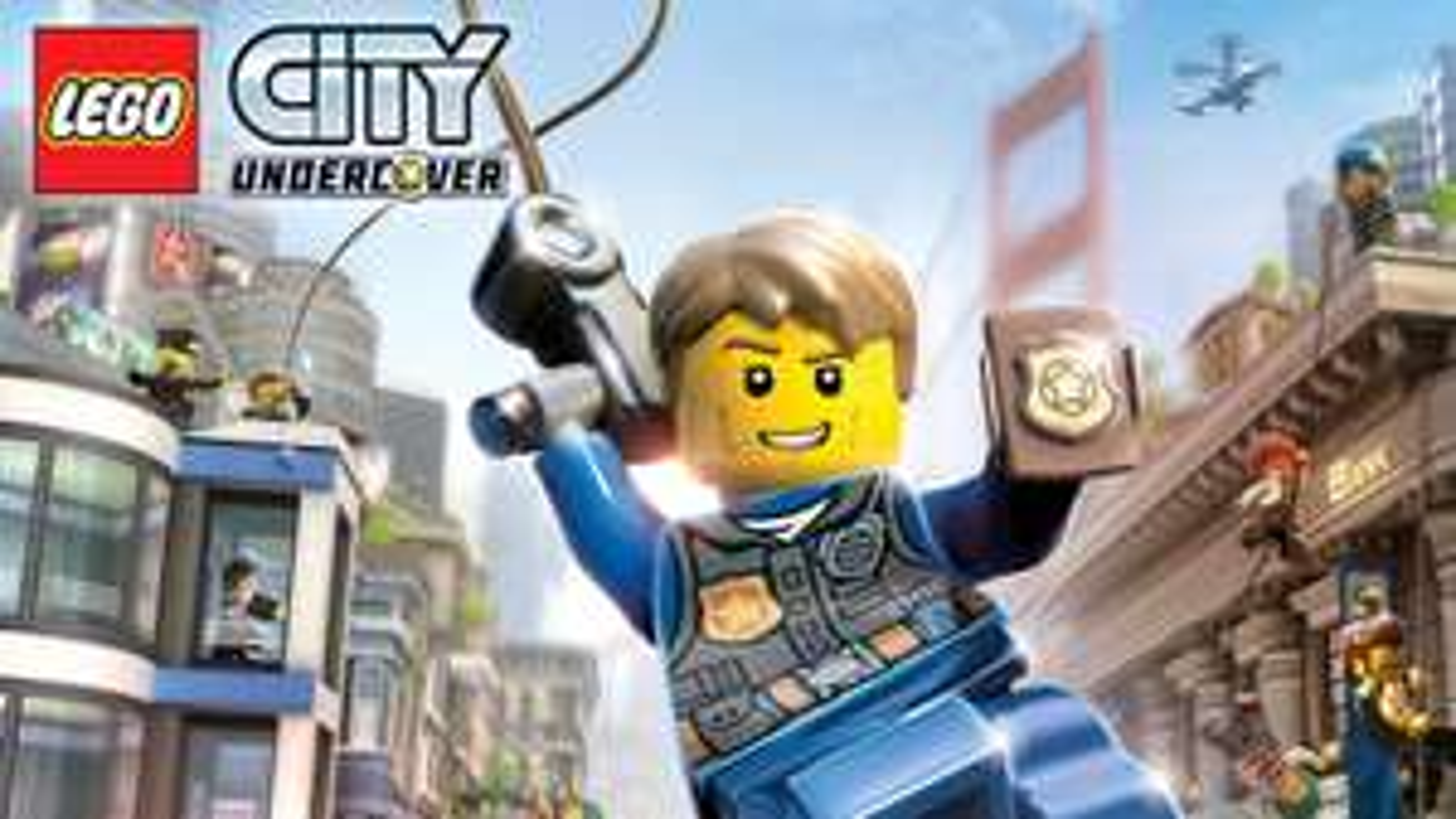 Sélection de jeux Lego en promotion sur Nintendo Switch - Ex : Lego City Undercover sur Nintendo Switch (Dématérialisé - eShop Canadien)