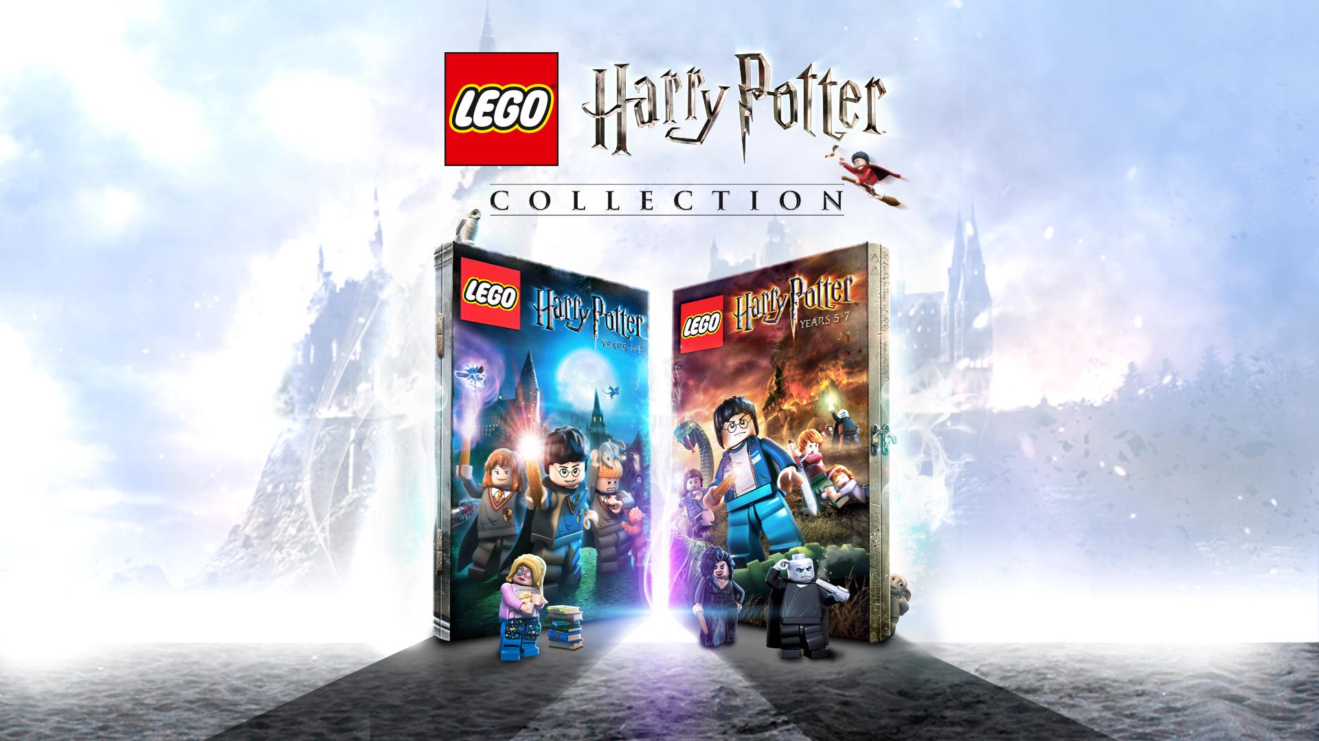 Jeu Lego Harry Potter Collection sur Nintendo Switch (Dématérialisé, eShop US)