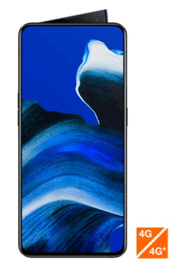 "Smartphone 6,5"" OPPO Reno 2 - Full HD+ AMOLED, Snapdragon 730G, 8 Go RAM, 256 Go ROM"
