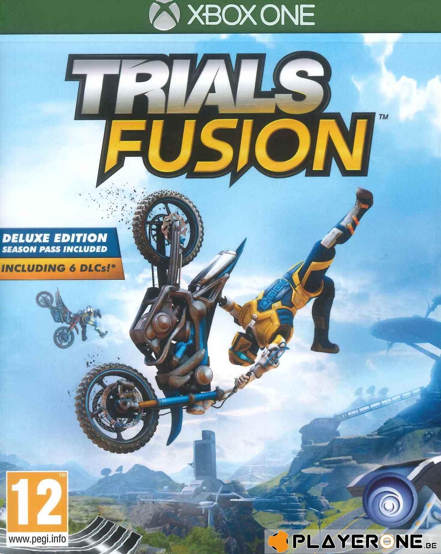 Jeu Trials Fusion sur Xbox One