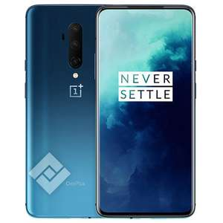 """Smartphone 6.67"""" OnePlus 7T Pro - 8Go RAM, 256Go, Bleu (Frontaliers Belgique)"""