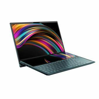 """Pc portable 14"""" Asus Zenbook duo UX481FA-BM013T - Full HD IPS, Intel Core i7, SSD 512 Go, 8 Go de RAM (Dans une sélection de magasins)"""