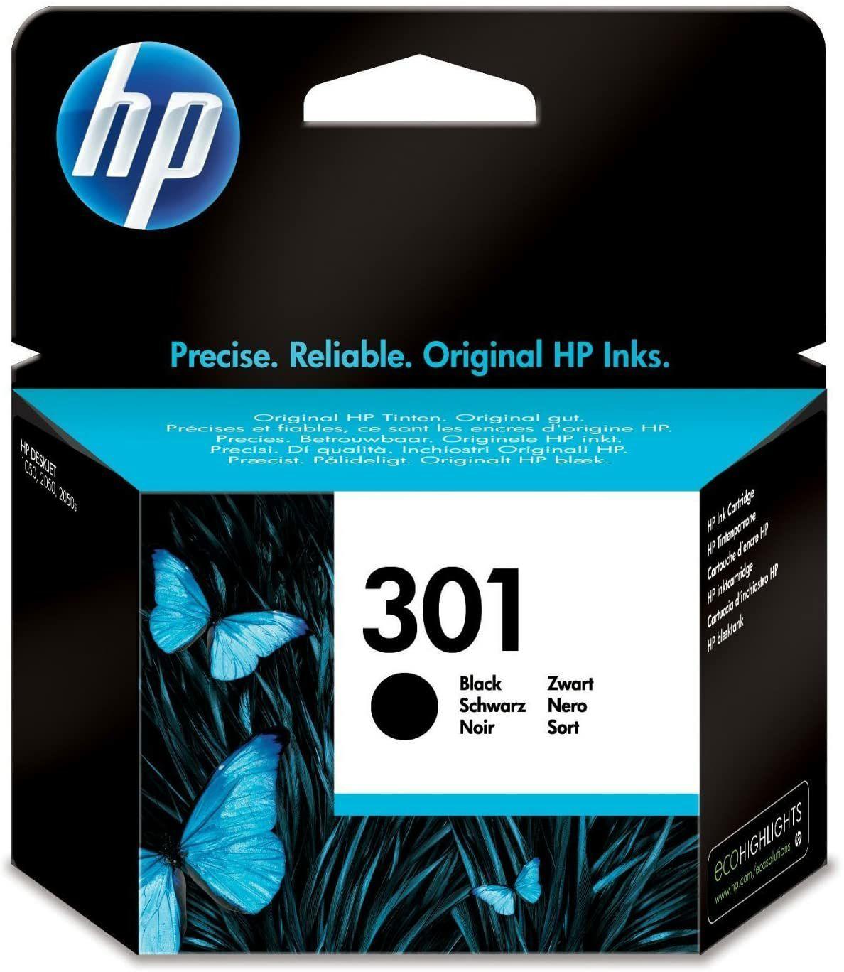 Cartouche d'encre HP 301 - Noir (vendeur tiers)