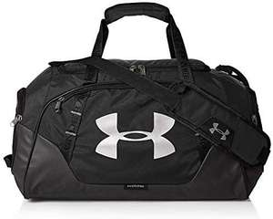 Sac de sport Under Armour Undeniable Medium - Noir
