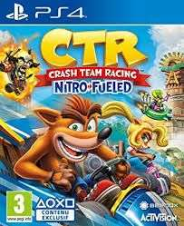 Jeu Crash Team Racing Nitro Fueled sur PS4 - Amilly (45)