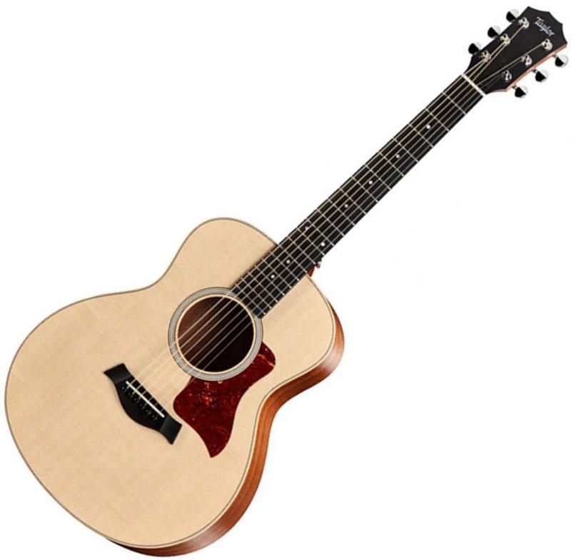 Guitare acoustique de voyage Taylor GS Mini (3/4) - stars-music.fr