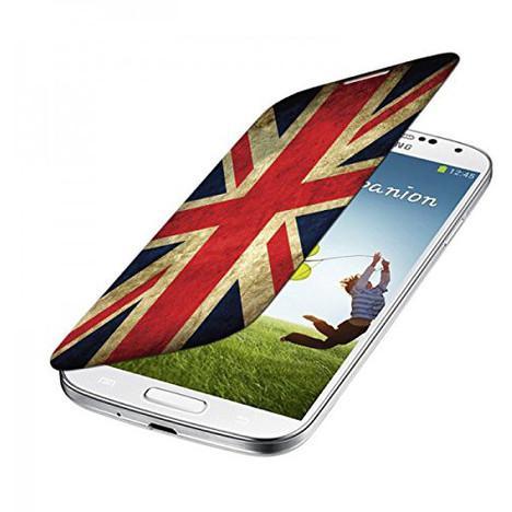 Etui Folio TNB pour Samsung Galaxy S4 - UK