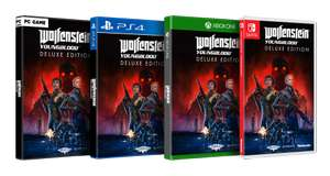 Wolfenstein Youngblood Deluxe Edition sur Xbox One, PS4, Nintendo Switch ou PC