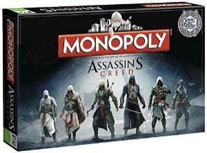 Jeu de société Monopoly Assassin's Creed