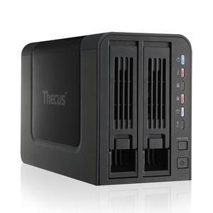 NAS Thecus N2310 - 2 baies (sans disque dur)