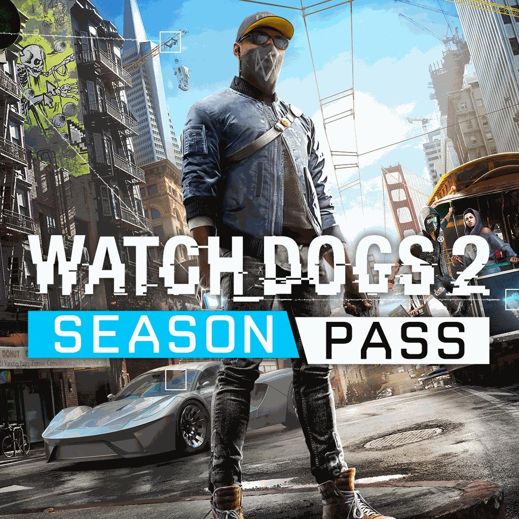 Season Pass Watch_Dogs 2 sur PC (Dématérialisé)