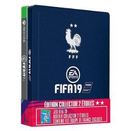 FIFA 19 : Édition Collector 2 Étoiles sur Xbox One