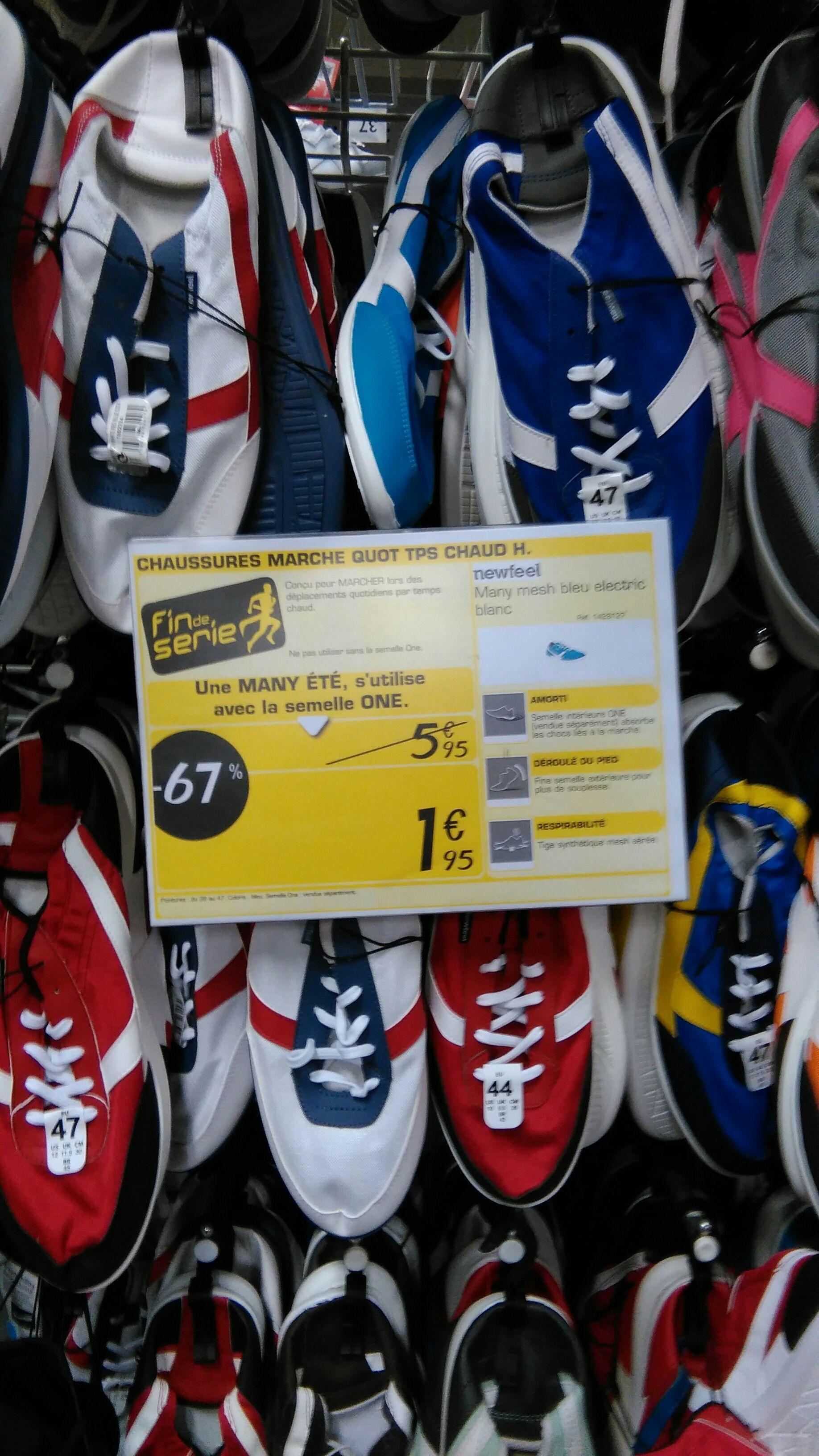 Chaussures Newfeel - Diverses tailles et coloris