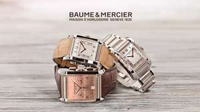 Montre Homme Hampton Baume et Mercier