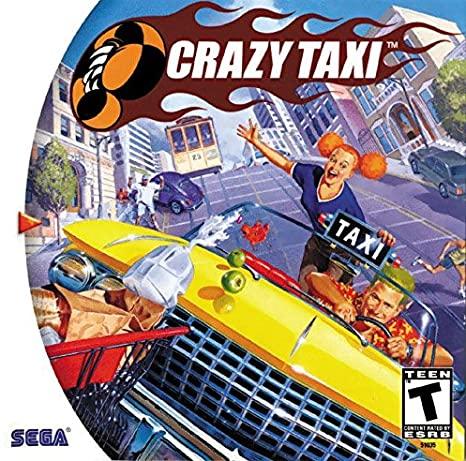 Crazy Taxi sur PC (Dématérialisé - Steam)