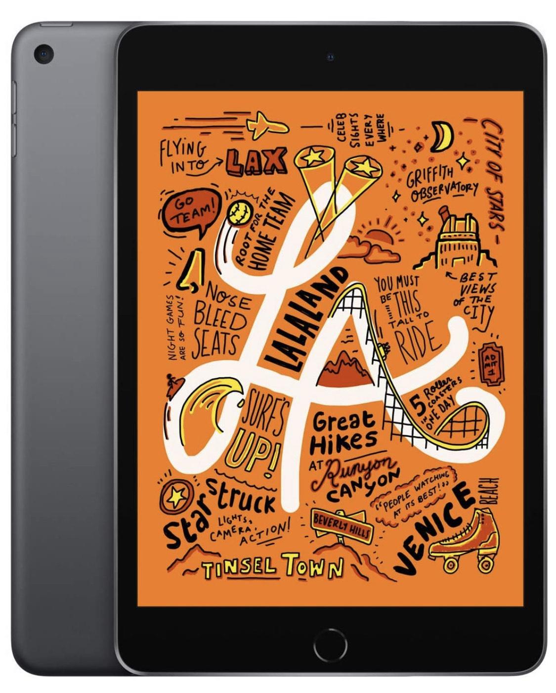 "Tablette 7.9"" Apple iPad Mini (Wi-Fi) - 256 Go, Argent"