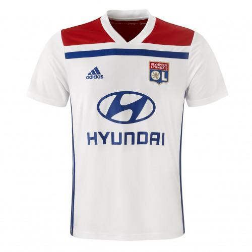 Maillot de football Olympique Lyonnais Domicile 18/19 pour Homme - Tailles XS et S