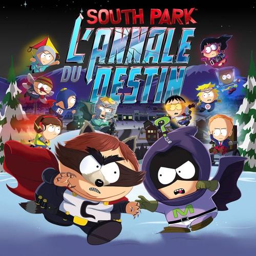 South Park: Le Bâton de la Vérité ou L'Annale du Destin sur Nintendo Switch (Dématérialisé)
