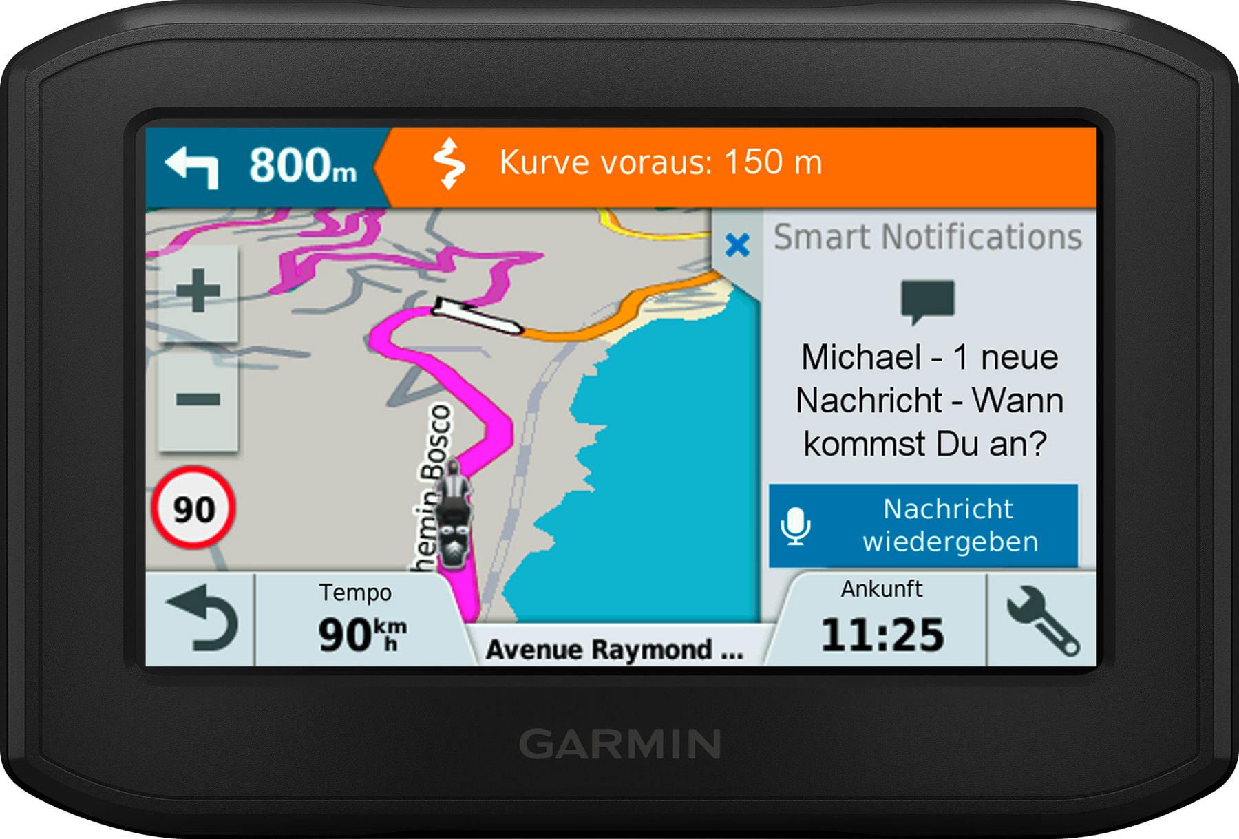 GPS moto Garmin Zumo 346 LMT-S