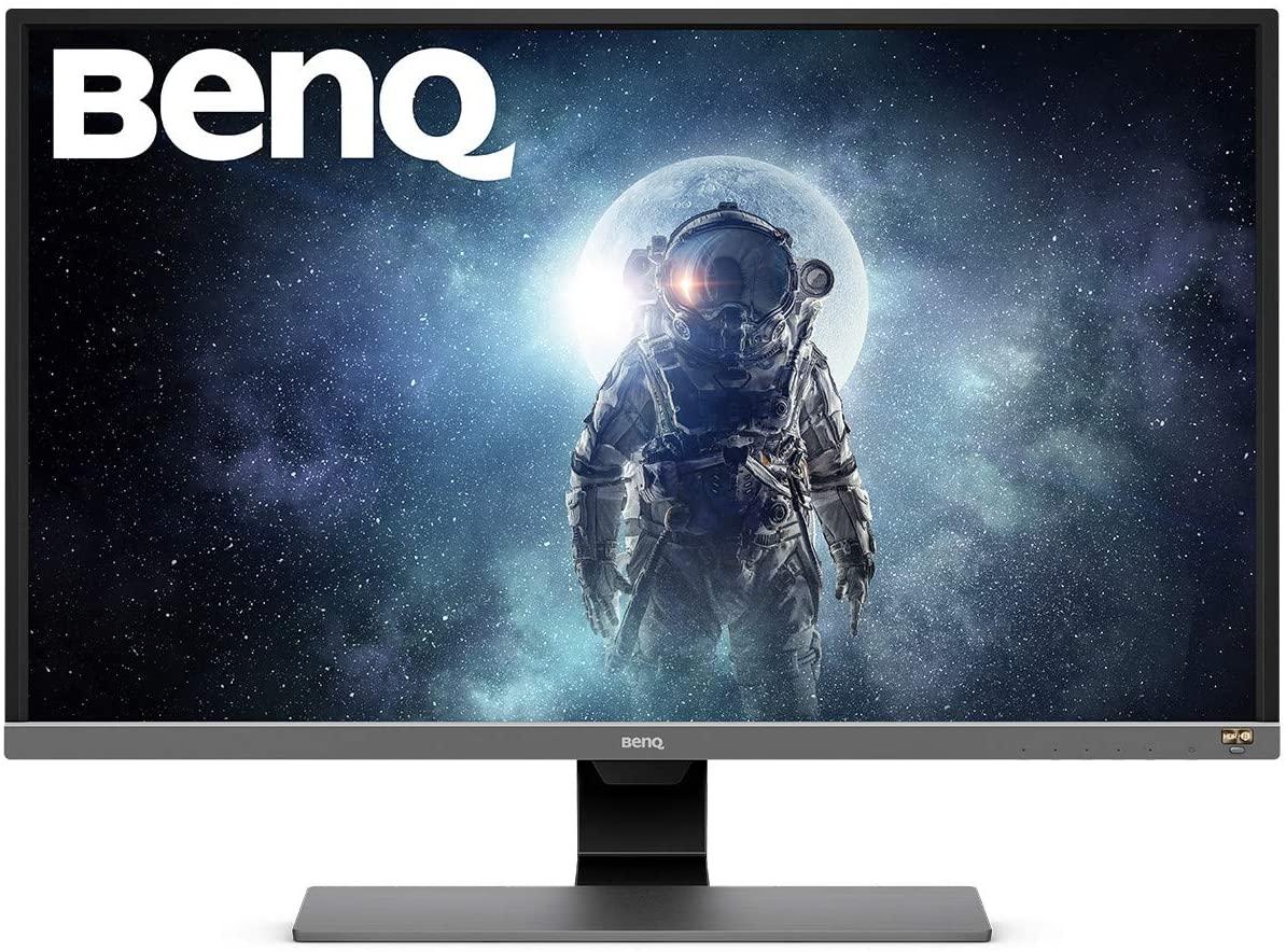 "Ecran PC 32"" BenQ EW3270U - 4K UHD, Dalle VA, FreeSync, HDR, 4 ms"