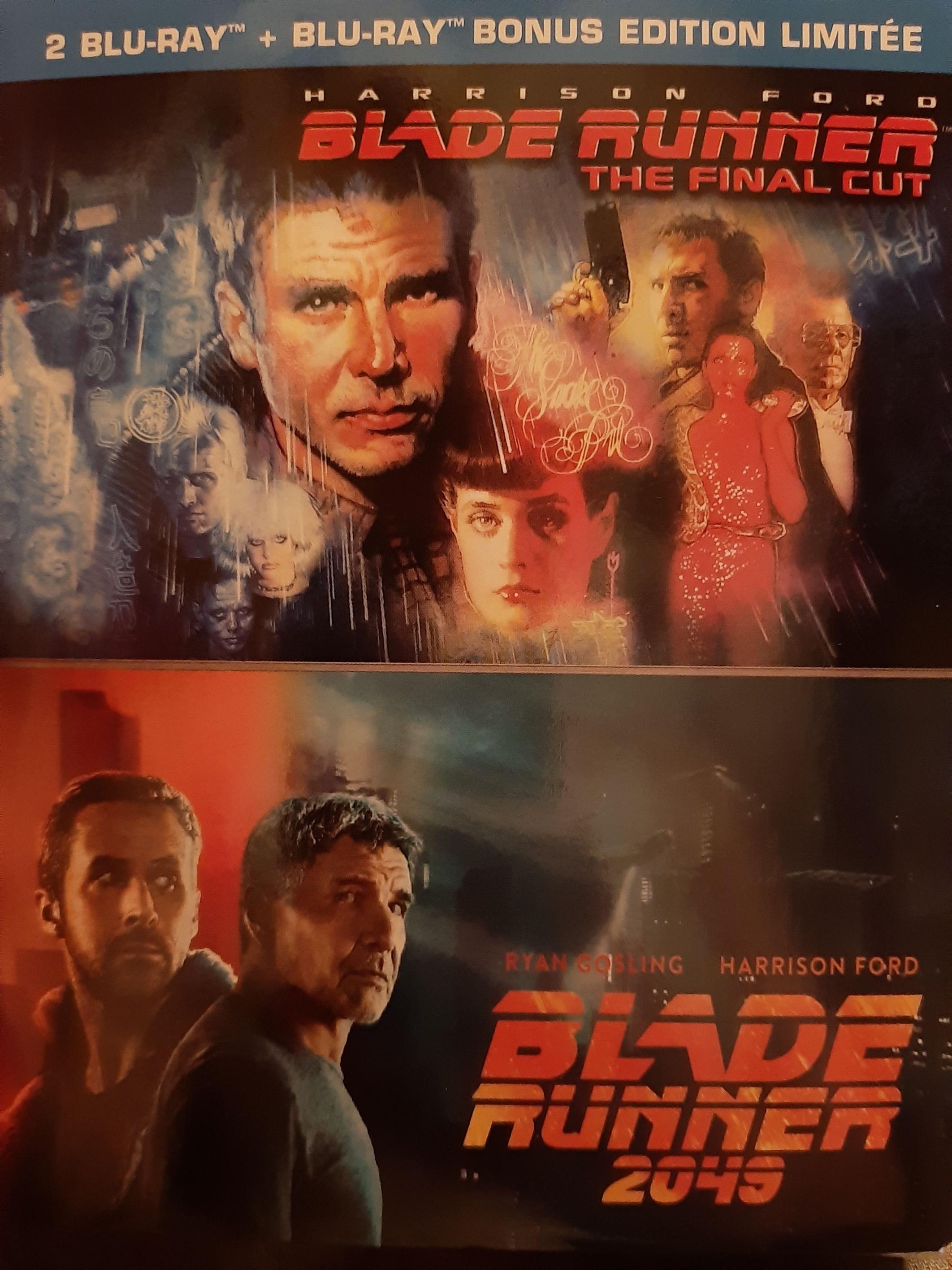 Coffret Blu-ray Blade Runner + Blade Runner 2049 - NOZ Marsannay (21)