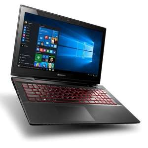 PC portable gamer 15.6' Full HD Lenovo Y50-70 - Core i5-4210H, 8 Go RAM, 1 To HDD, GTX 860M