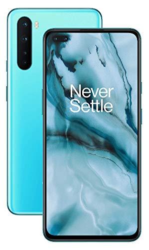 "[Prime] Précommande : Smartphone 6.44"" OnePlus Nord - FHD+, 90Hz, Amoled, Snapdragon 765G, 12 Go RAM, 256 Go, 5G, 4100 mAh"
