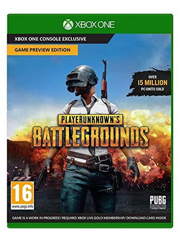 Jeu PlayerUnknown's Battlegrounds (PUBG) + Bonus 1.0 sur Xbox One (Dématérialisé)
