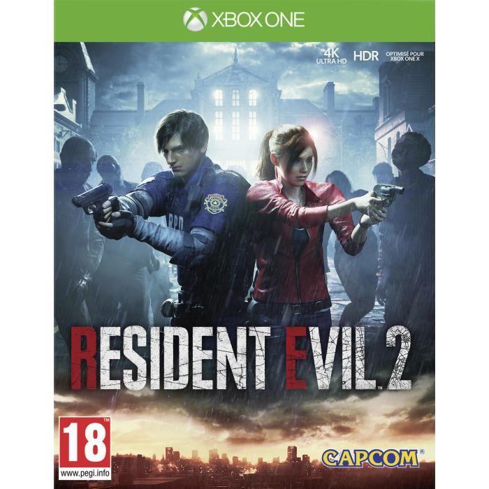 Resident Evil 2 sur Xbox One