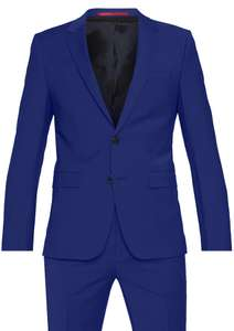Costume Hugo Hastian Hets by Hugo Boss pour Hommes - Tailles disponibles