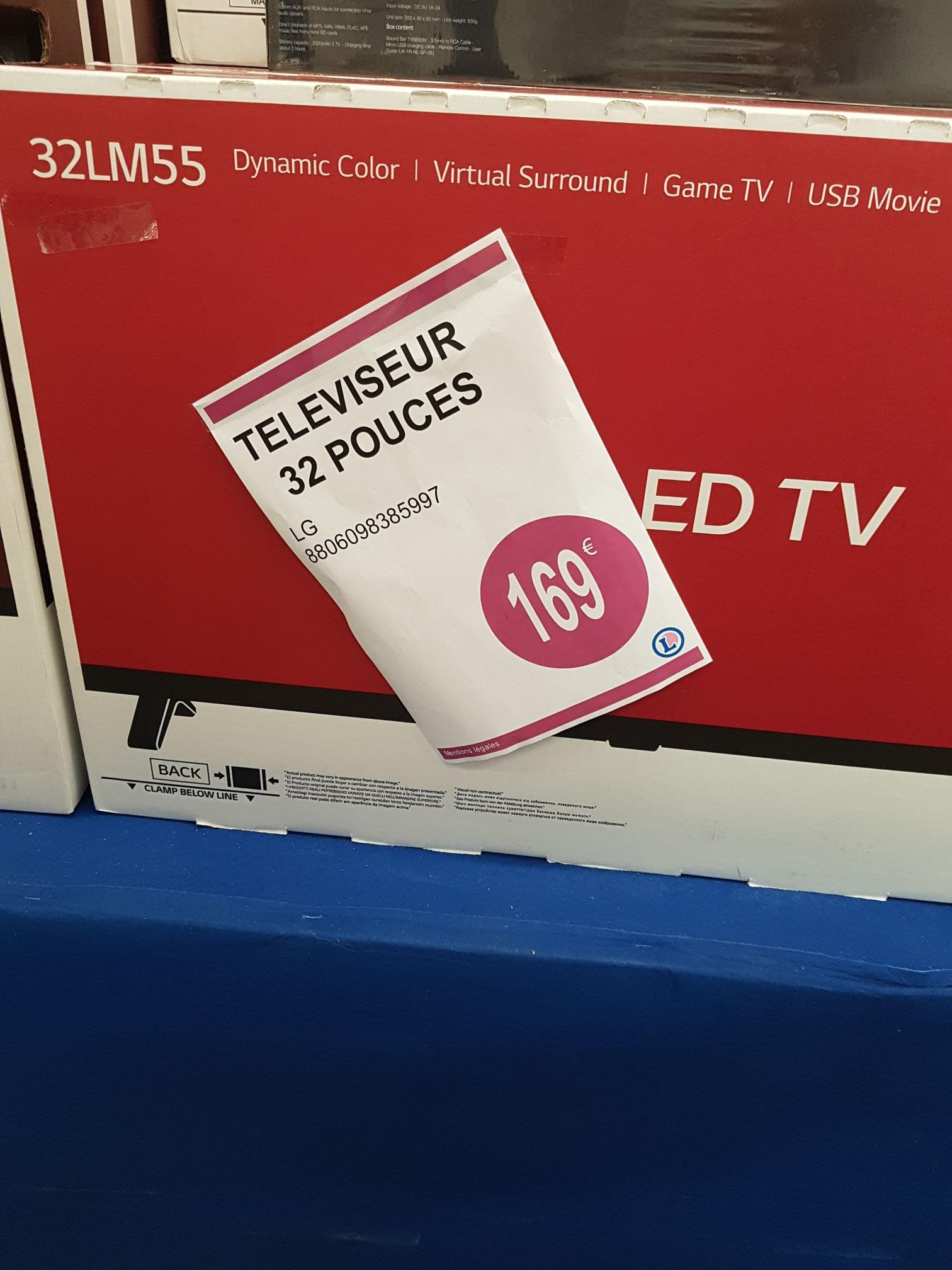"TV 32"" LG 32LM55 - HD - Pantin (93)"