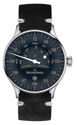 40% de réduction sur une sélection de montres MeisterSinger - Ex : MeisterSinger Astroscope (montre-automatique.com)