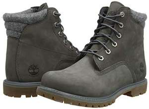 Chaussures Timberland Waterville 6 Basic (différents coloris & tailles) - Ex : Grey Nubuck en 36 à 50.44€