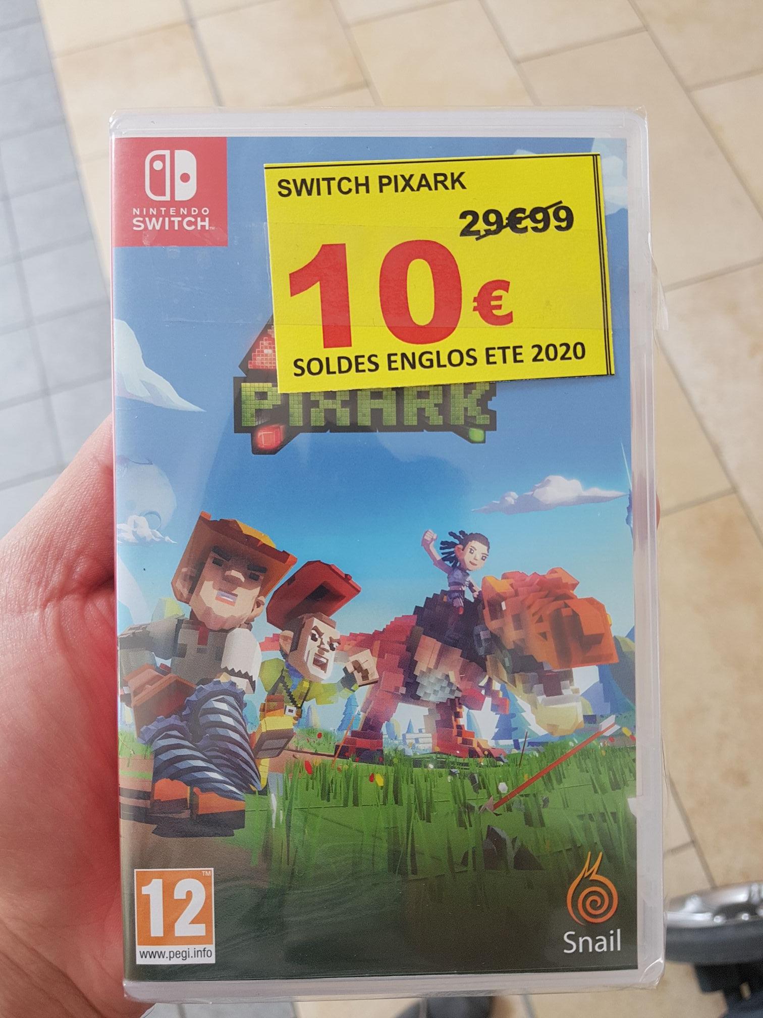 Pixark sur Nintendo Switch - Englos (59)