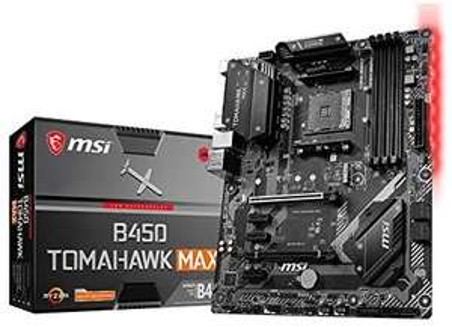 Carte mère MSI B450 Tomahawk Max AMD AM4