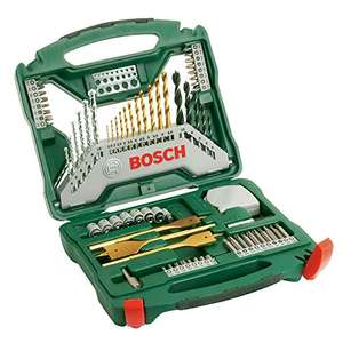 Coffret Bosch X-Line Titane 6 70 pièces