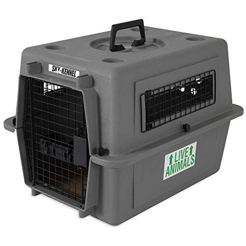 Caisse de transport pour chien Beeztees Skykennel 1 IATA - 7 kg