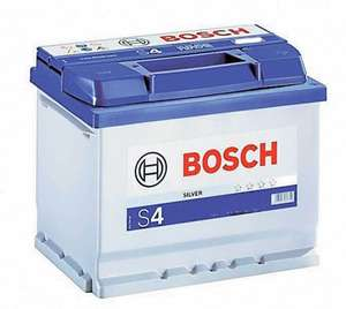 Batterie auto Bosch S4-004 - 60 Ah, 540 A, 12 V (+ 3.54 € en SuperPoints, 63.73€ via RAKUTEN7)