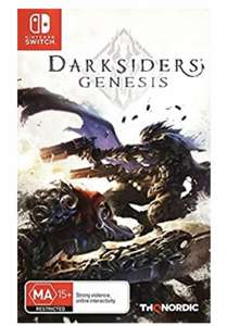 Jeu Darksiders - Genesis sur Nintendo Switch