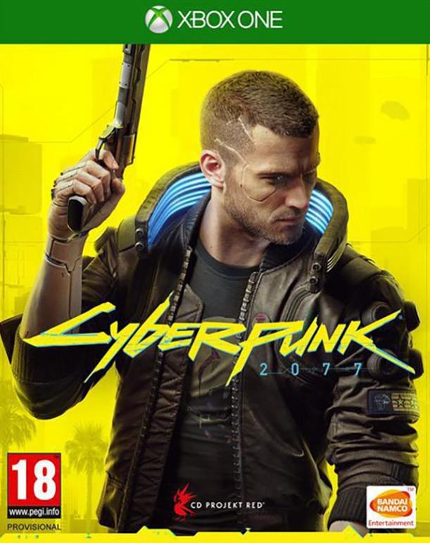 [Précommande] Cyberpunk 2077 Day One Edition sur Xbox One (Frontaliers Belgique)