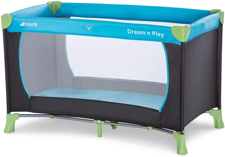 Lit Parapluie Hauck Dream N Play - 3 Pièces