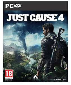Just Cause 4, Generation Zero ou Football Manager 2019 à 4.99€ sur PC