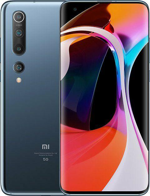 "Smartphone 6,67"" Xiaomi Mi 10 - FHD+, AMOLED, 90Hz, Snapdragon 865, 8 Go, 128 Go"