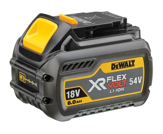 Batterie Dewalt DCB546 XR Flexvolt - 54V, 6.0Ah