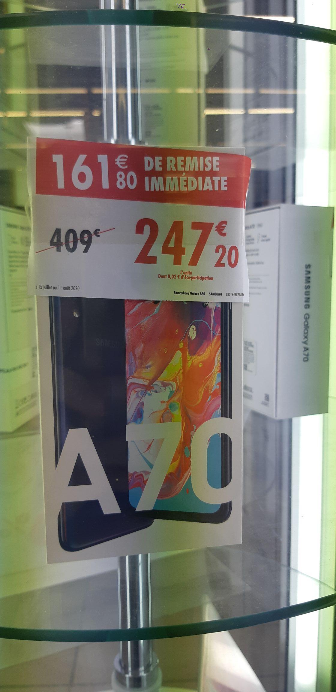 "Smartphone 6.7"" Samsung Galaxy A70, 128Go - Angoulins (17)"