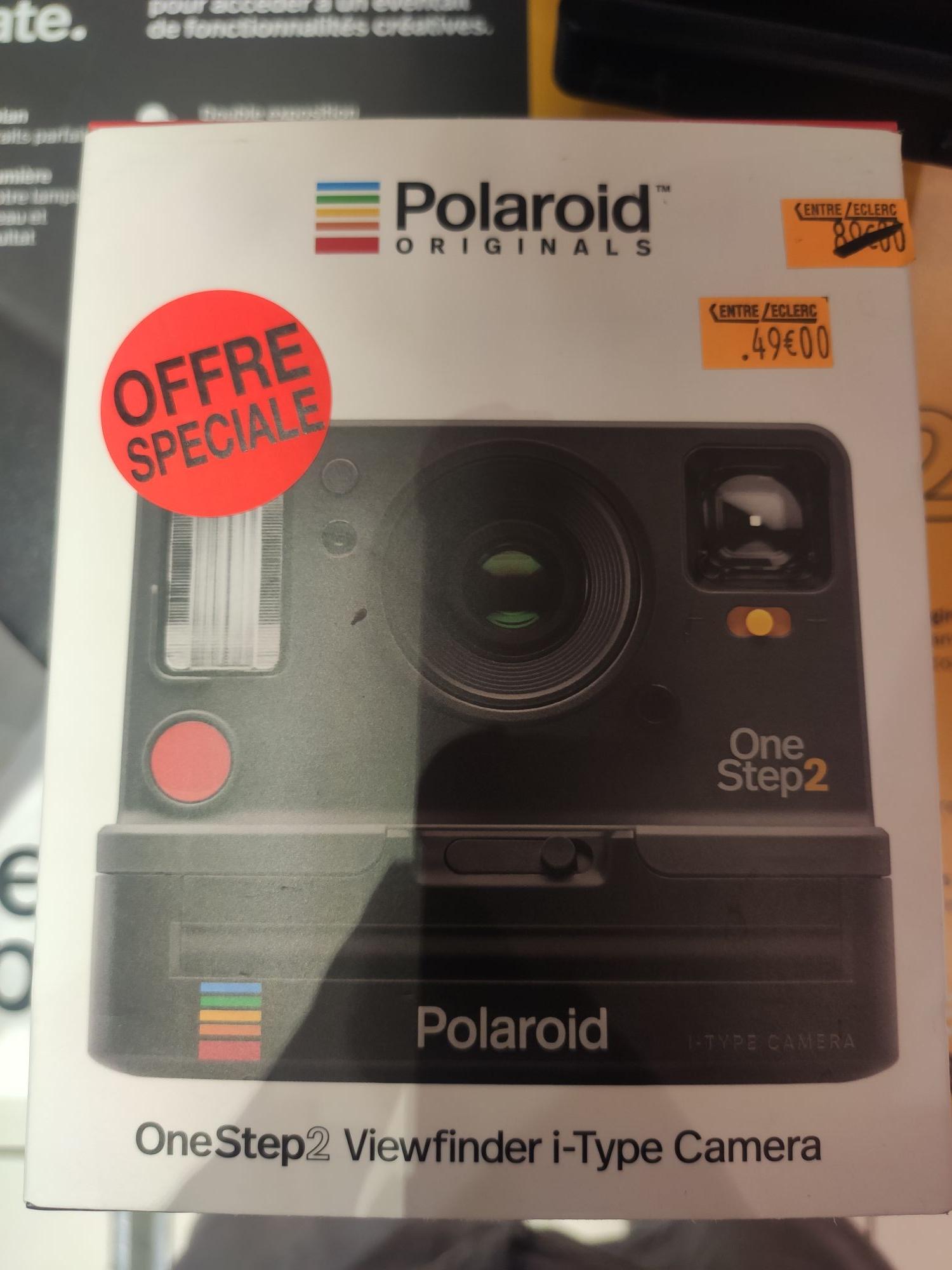 Appareil photo Polaroid OneStep2 - Clermont Ferrand (63)