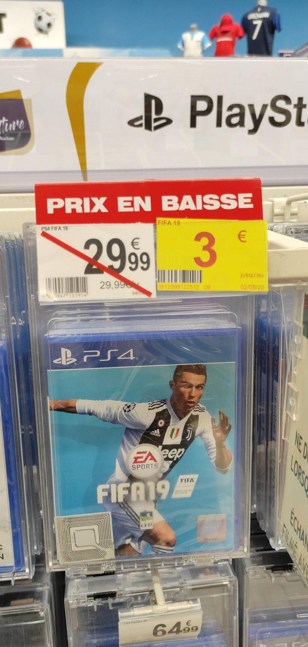 FIFA 19 sur PS4 et Xbox One - Vedène (84)