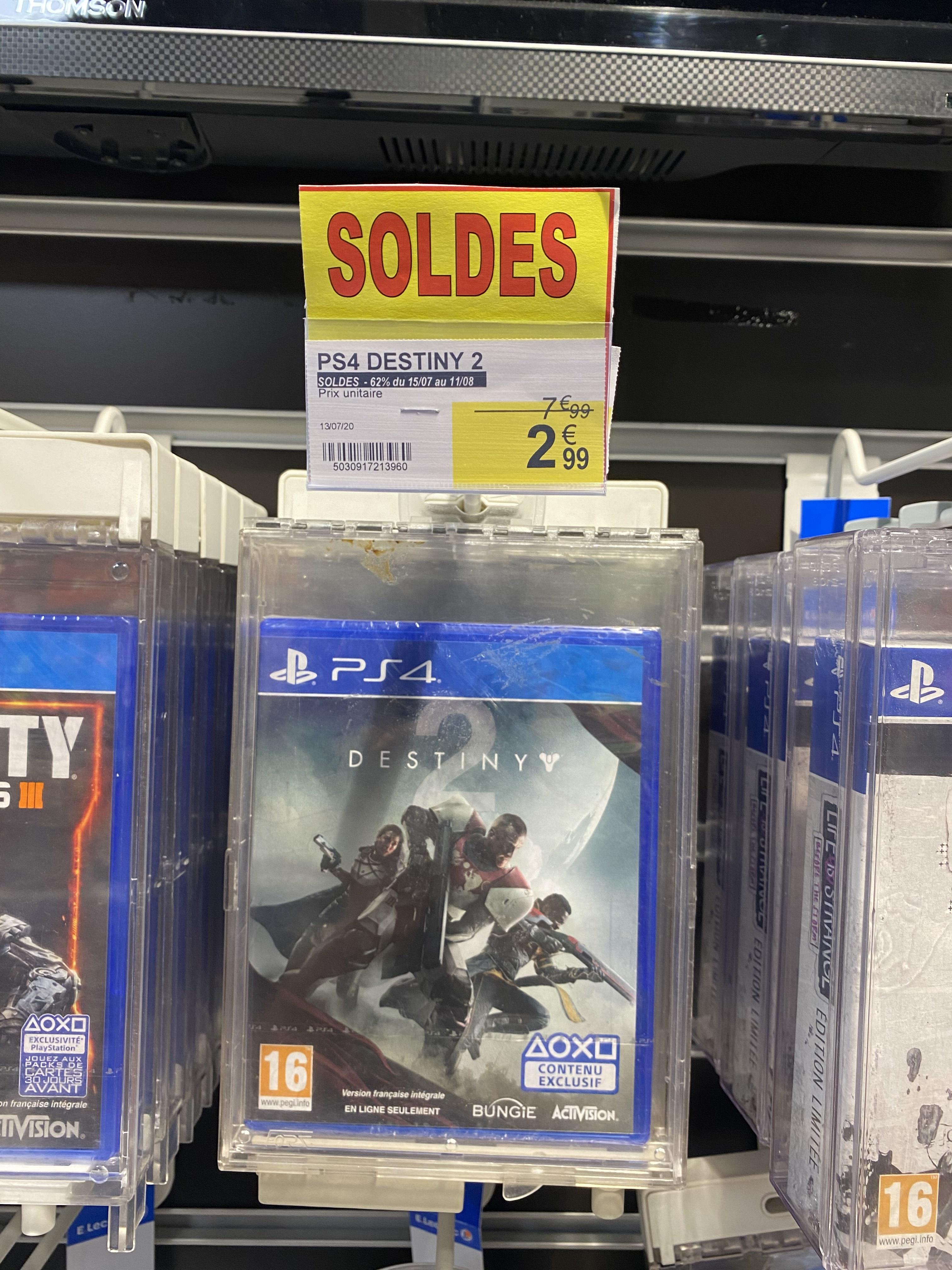 Destiny 2 sur PS4 - Saint Aunes (34)
