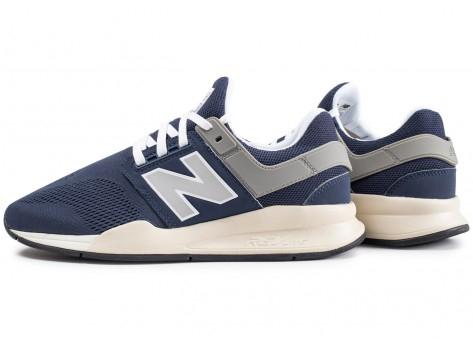 Chaussures New Balance MS247 - bleu (tailles 44 ou 45)